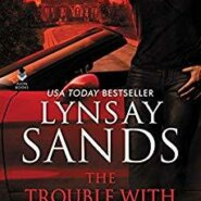 REVIEW: The Trouble With Vampires by Lynsay Sands