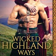 Spotlight & Giveaway: Wicked Highland Ways by Mary Wine