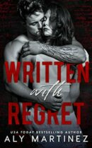 Spotlight & Giveaway: Written with Regret by Aly Martinez