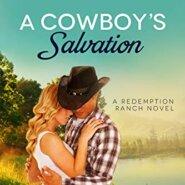 Spotlight & Giveaway: A Cowboy's Salvation by Megan Ryder