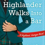 REVIEW: A Highlander Walks Into A Bar by Laura Trentham