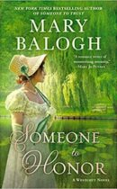 Spotlight & Giveaway: Someone to Honor by Mary Balogh