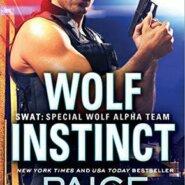 Spotlight & Giveaway: Wolf Instinct by Paige Tyler