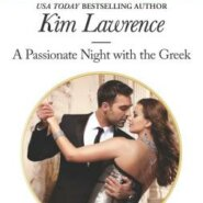 REVIEW: A Passionate Night with the Greek by Kim Lawrence