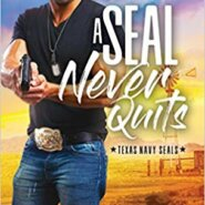 Spotlight & Giveaway: A SEAL Never Quits by Holly Castillo