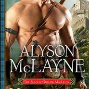 Spotlight & Giveaway: Highland Captive by Alyson McLayne