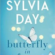 Spotlight & Giveaway: Butterfly in Frost by Sylvia Day