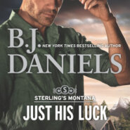 REVIEW: Just His Luck by B.J. Daniels