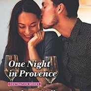 REVIEW: One Night in Provence  by Barbara Wallace