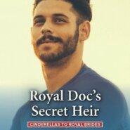 REVIEW: Royal Doc's Secret Heir by Amy Ruttan