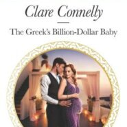 REVIEW: The Greek's Billion-Dollar Baby by Clare Connelly