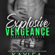 Spotlight & Giveaway: Explosive Vengeance by Kaylea Cross