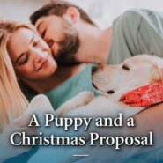 REVIEW: A Puppy and a Christmas Proposal by Louisa George