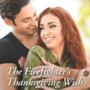 Spotlight & Giveaway: The Firefighter's Thanksgiving Wish by Anna J Stewart
