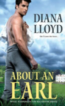 Spotlight & Giveaway: About an Earl by Diana Lloyd
