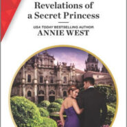 REVIEW: Revelations of a Secret Princess by Annie West