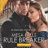 REVIEW: Rule Breaker by Joanne Rock