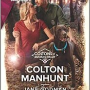 REVIEW: Colton Manhunt by Jane Godman