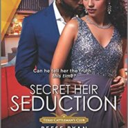 REVIEW: Secret Heir Seduction by Reese Ryan