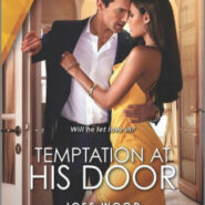 Spotlight & Giveaway: Temptation At His Door by Joss Wood
