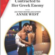 REVIEW: Contracted to Her Greek Enemy by Annie West