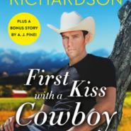 REVIEW: First Kiss with a Cowboy by Sara Richardson