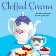 Spotlight & Giveaway: Murder With Clotted Cream by Karen Rose Smith