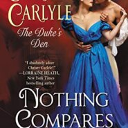 REVIEW: Nothing Compares to the Duke by Christy Carlyle