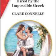 REVIEW: Hired By The Impossible Greek by Clare Connelly