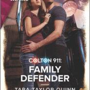 Spotlight & Giveaway: Colton 911: Family Defender by Tara Taylor Quinn