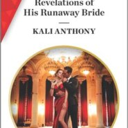 REVIEW: Revelations of His Runaway Bride by Kali Anthony
