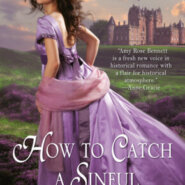REVIEW: How to Catch a Sinful Marquess by Amy Rose Bennett