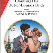 REVIEW: Claiming His Out-Of-Bounds Bride by Annie West