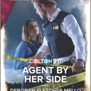 REVIEW: Colton 911: Agent By Her Side by Deborah Fletcher Mello