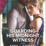 Spotlight & Giveaway: Guarding His Midnight Witness by Anna J Stewart