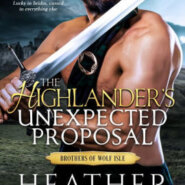 Spotlight & Giveaway: The Highlander's Unexpected Proposal by Heather McCollum
