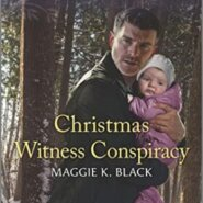 REVIEW: Christmas Witness Conspiracy by Maggie K. Black