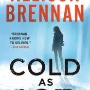 REVIEW: Cold as Ice by Allison Brennan