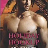 REVIEW: Holiday Hookup by Jamie K. Schmidt