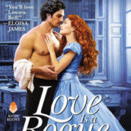 Spotlight & Giveaway: Love is a Rogue by Lenora Bell