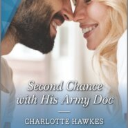 REVIEW: Second Chance with His Army Doc by Charlotte Hawkes