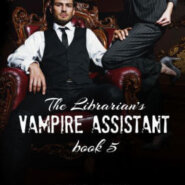 REVIEW: The Librarian's Vampire Assistant, Book 5 by Mimi Jean Pamfiloff