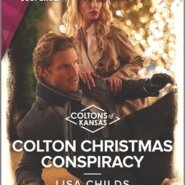 REVIEW: Colton Christmas Conspiracy by Lisa Childs