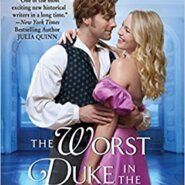 REVIEW: The Worst Duke in the World by Lisa Berne