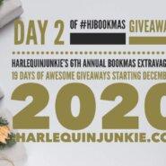 #Giveaway Day 2: #HJBOOKMAS Extravaganza!