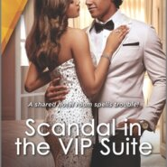 REVIEW: Scandal in the VIP Suite by Nadine Gonzalez