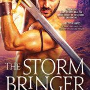 Spotlight & Giveaway: The Stormbringer by Isabel Cooper