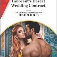 REVIEW: Innocent's Desert Wedding Contract by Heidi Rice
