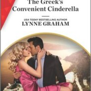 REVIEW: The Greek's Convenient Cinderella by Lynne Graham