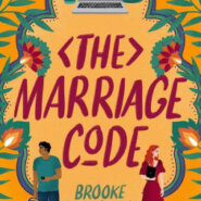 Spotlight & Giveaway: The Marriage Code by Brooke Burroughs